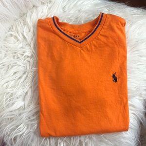 Polo by Ralph Lauren Boys v-neck Size medium 10/12